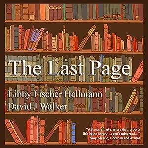 The Last Page | [David J. Walker, Libby Fischer Hellmann]