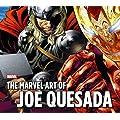 The Marvel Art Of Joe Quesada HC (Oversized)