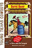 img - for Barrel Racer (Young Texas Cowboys) book / textbook / text book