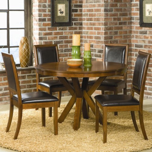 hokku designs stark table set stark 5 piece dining room set w