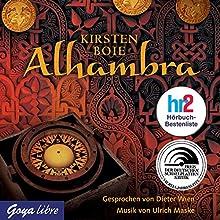 Alhambra Hörbuch von Kirsten Boie Gesprochen von: Dieter Wien