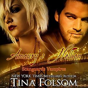 Amaury's Hellion Audiobook