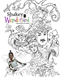 img - for Shakey in Wonderland: Coloring Book for Adults (Blast Avenue) (Volume 1) book / textbook / text book