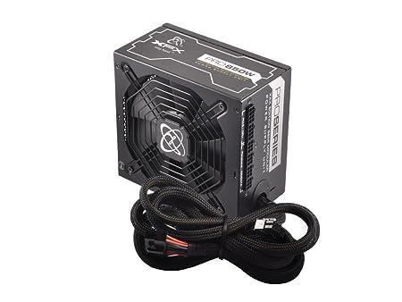 XFX P1-850X-XXB9 Alimentation PC ATX 850 W 80+ Bronze Semi-modulaire Garantie 5 ans