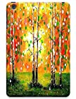 New High Quality Fashion Colorful Tree Abstract Oil Painting Design Phone Cases For iPadmini No.4