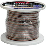 Pyle PSC1650 16-Gauge 50-Feet Spool of High Quality Speaker Zip Wire