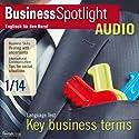 Business Spotlight Audio - Dealing with uncertainty. 1/2014: Business-Englisch lernen Audio - Unsicherheit am Arbeitsplatz Hörbuch von  div. Gesprochen von:  div.