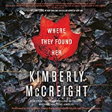 Where They Found Her: A Novel Audiobook by Kimberly McCreight Narrated by Tavia Gilbert, Lauren Fortgang, Rachel F. Hirsch, Therese Plummer