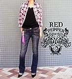 (レッドペッパー) RED PEPPER デニム ブーツカットジーンズ #5207-1/27 正規品