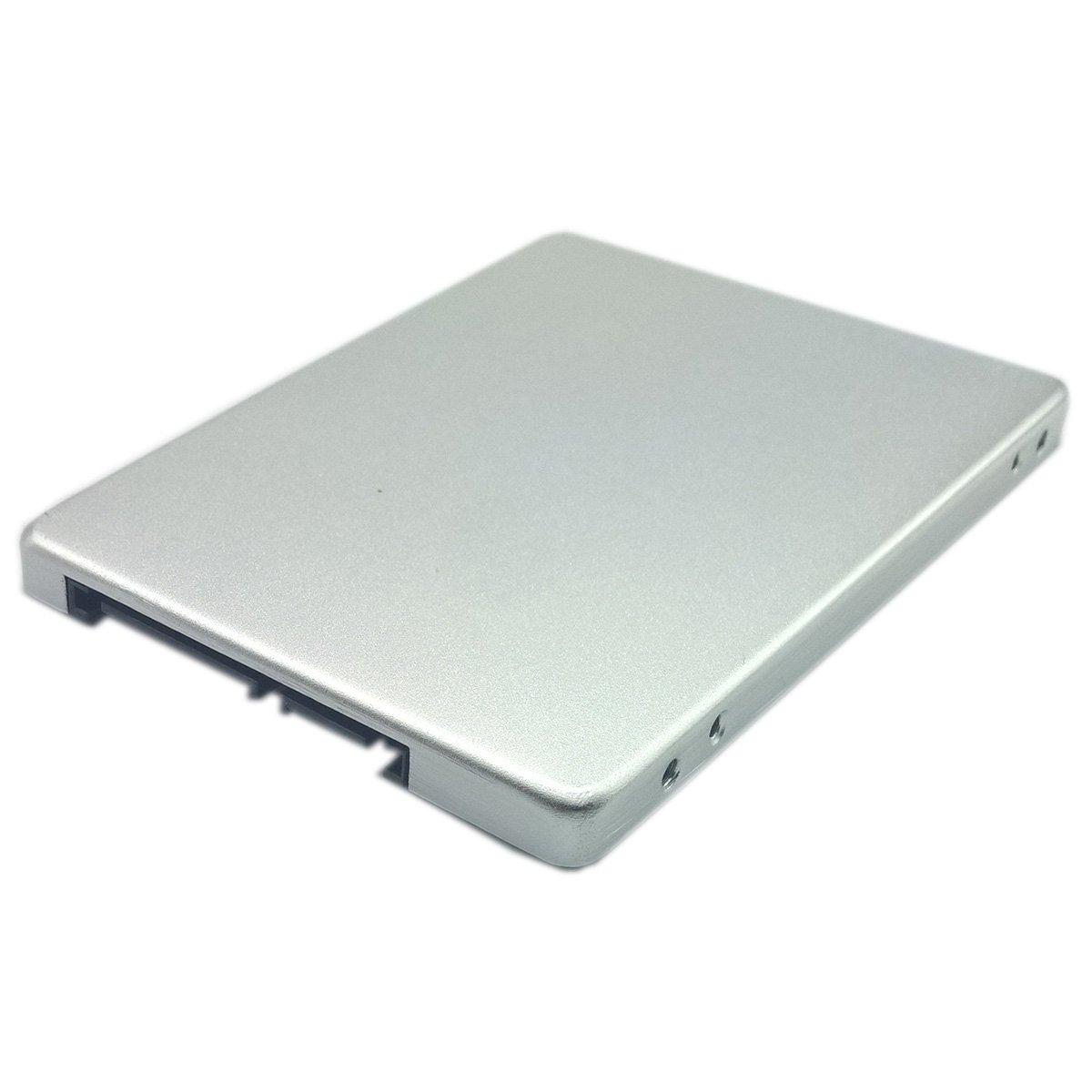 "SNANSHI Mini PCI-E mSATA SSD to 2.5"" SATA3 Adapter with 7mm Aluminum Case"