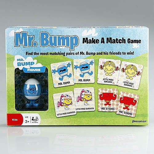 Mr. Bump Make a Match Game - 1