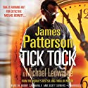 Tick Tock (       UNABRIDGED) by James Patterson Narrated by Bobby Cannavale, Scott Sowers