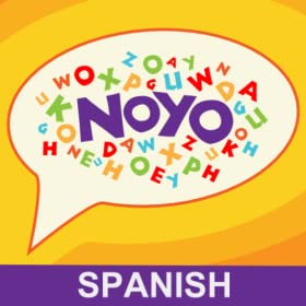 Noyo Spanish Vocab Builder - Beginner