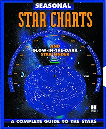 "American Educational Seasonal Star Chart Book, 13-3/4"" Length x 11-1/2"" Width"