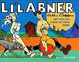 Li'l Abner: Dailies, Vol. 12: 1946 (0878160922) by Al Capp