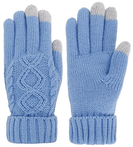 simplicity-girl-knit-three-touchscreen-fingers-glovessky-blue