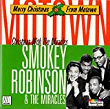 Christmas With The Miracles (Merry Christmas From Motown) (CD) ~... Cover Art