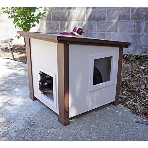 Top Best 5 Winter Cat Houses For Outdoor Cats For Sale