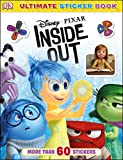 Ultimate Sticker Book: Disney Pixar Inside Out (Ultimate Sticker Books)