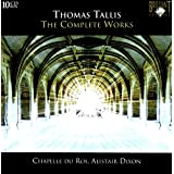Tallis - The Complete Worksby Thomas Tallis