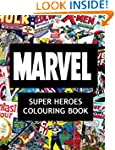 Marvel Super Heroes Colouring Book: S...