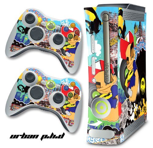 designer-decal-skin-for-xbox-360-original-system-remote-controllers-urban-phd