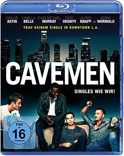 Cavemen - Singles wie wir [Blu-ray]