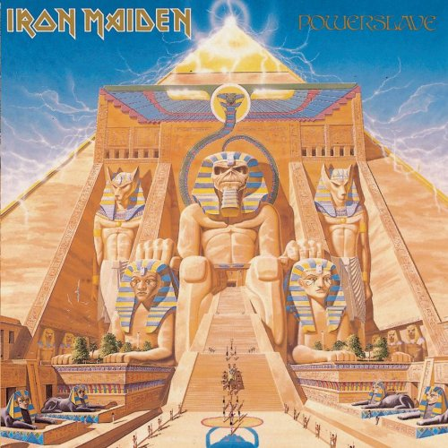 Iron Maiden - Powerslave (LP) - Zortam Music