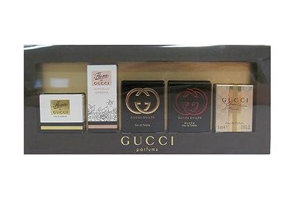 Gucci Flora Miniature Set Gucci Miniatures Gift Set