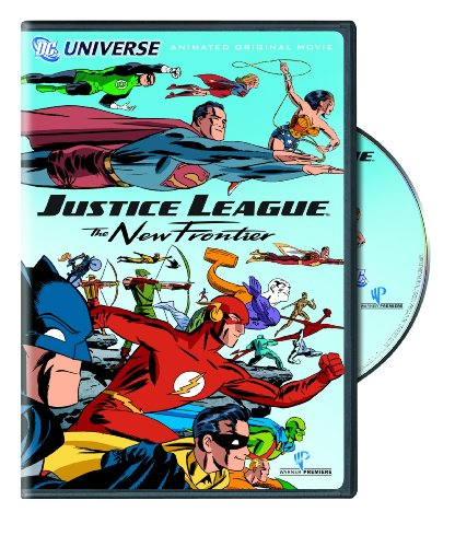 Justice League: New Frontier [DVD] [Region 1] [US Import] [NTSC]