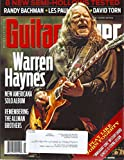 img - for Warren Haynes (The Allman Brothers Band) l Randy Bachman l David Torn l Peter Finger - Guitar Player Magazine book / textbook / text book