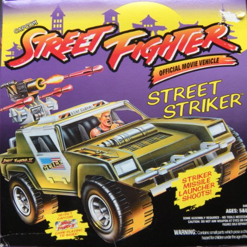 Street Fighter - Official Movie Vehicle, Street Striker