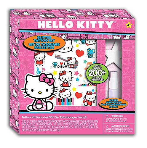 Savvi-Hello-Kitty-Temporary-Tattoos-Kit