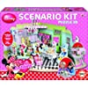 Disney 3d Scenario Puzzle Kit - Minnie Mouse Boutique