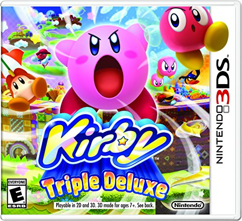 Kirby Triple Deluxe - Nintendo 3DS (Kirby Games compare prices)