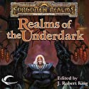 Realms of the Underdark: A Forgotten Realms Anthology Audiobook by J. Robert King (editor), Ed Greenwood, Elaine Cunningham, Brian M. Thomsen, Mark Anthony, Roger E. Moore Narrated by Patrick Lawlor