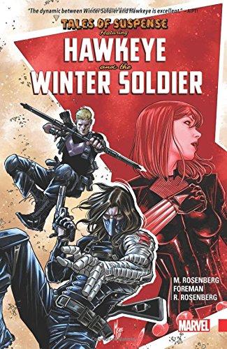 Tales of Suspense: Hawkeye & the Winter Soldier [Rosenberg, Matthew] (Tapa Blanda)