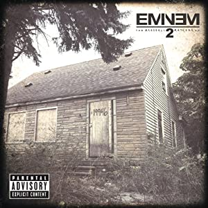 The Marshall Mathers LP 2 from Aftermath