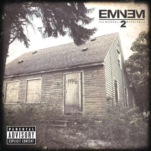 Eminem - The Marshall Mathers LP2 (Deluxe) [Clean] [+digital booklet] - Zortam Music