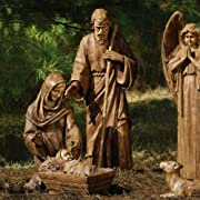 Nativity Set (Joseph Mary Jesus)