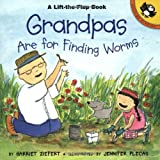 img - for Grandpas Are for Finding Worms (Lift-the-Flap, Puffin) book / textbook / text book