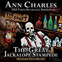 The Great Jackalope Stampede: A Jackrabbit Junction Mystery, Book 3 Audiobook by Ann Charles Narrated by Lisa Larsen