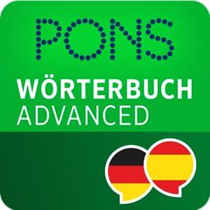 PONS Wörterbuch Spanisch Deutsch