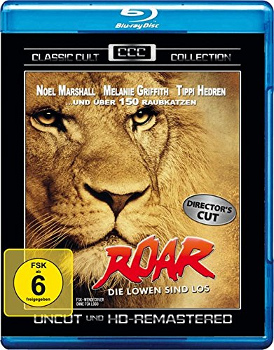 Roar...Die Löwen sind los - Classic Cult Edition [Blu-ray] [Director's Cut]