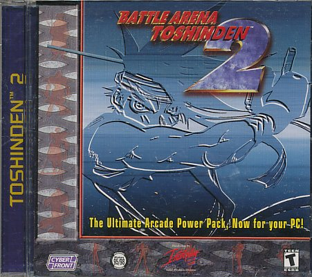 Battle Arena Toshinden 2 II (PC Computer Game)