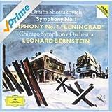 """Shostakovich: Symphonies Nos.1 & 7 """"Leningrad"""" (2 CD's)"""