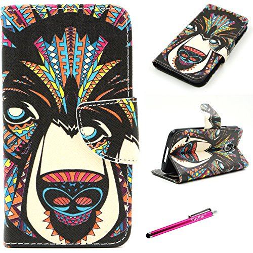 s4-i9500-case-firefish-high-quality-pu-leather-wallet-scratch-resistant-kickstand-feature-magnetic-c