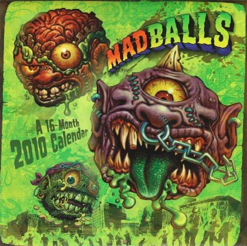 Madballs 2010 Calendar