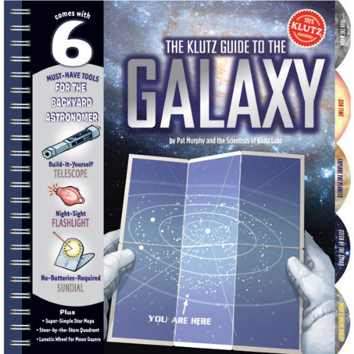 The Klutz Guide To The Galaxy