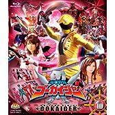 スーパー戦隊シリーズ 海賊戦隊ゴーカイジャー VOL.10【Blu-ray】